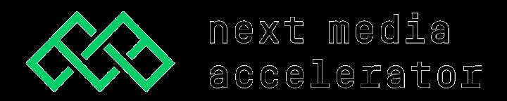 Logo of Next Media Accelerator