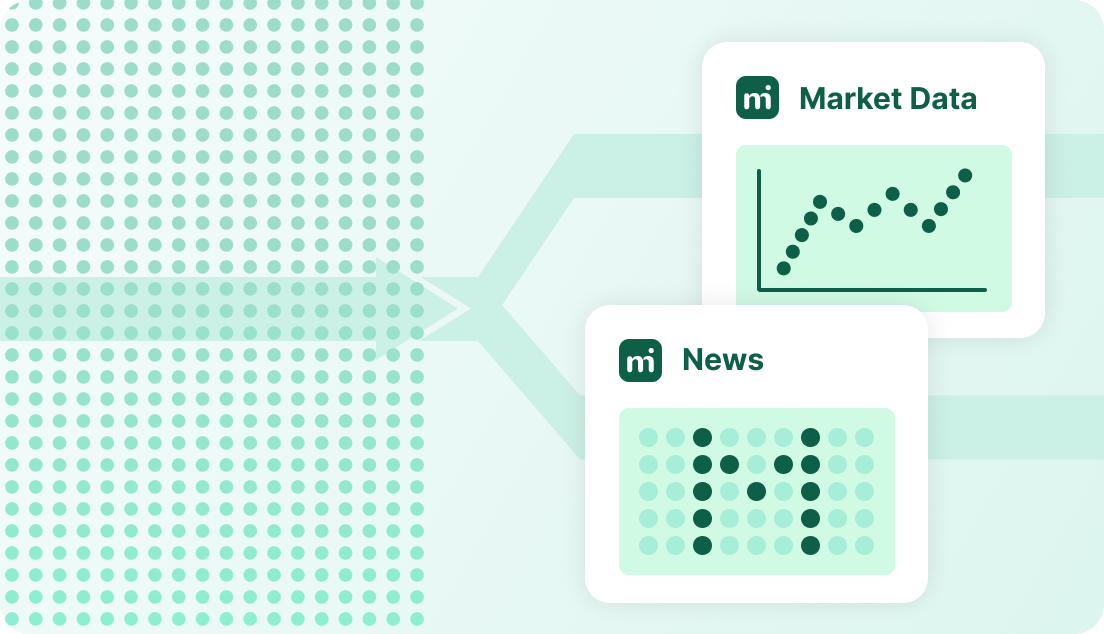 2nd step of the Market Intelligence Process: Process Data and News