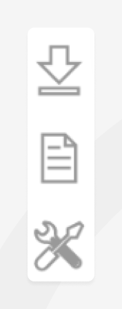 Baselines Long-terms reports - Graph Setting icons